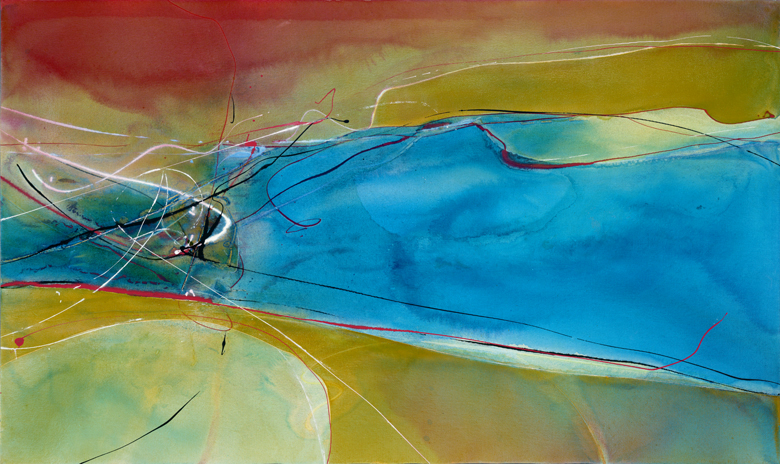 """In the Mix 30""""x50"""""""